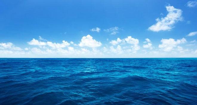Denize vardur kara