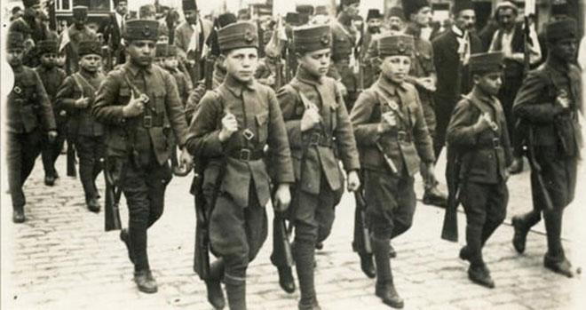 Birinci dünya savaşı türküsü