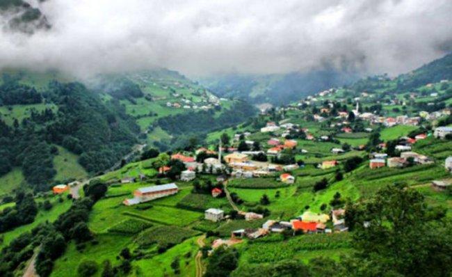 Rize'nin Köyleri