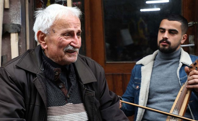 Atma Türkü Destanları