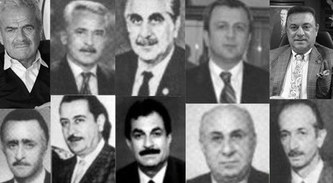 Çaykur Rizespor Kulübü Başkanları