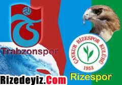Rize -Trabzon Kardeşliği