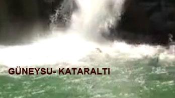 Güneysu- Katarahte Şelalesi