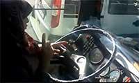 Trabzonlu Otobüs Şoförü NİGAR Teyze - İzlenme Rekoru Kırıyor