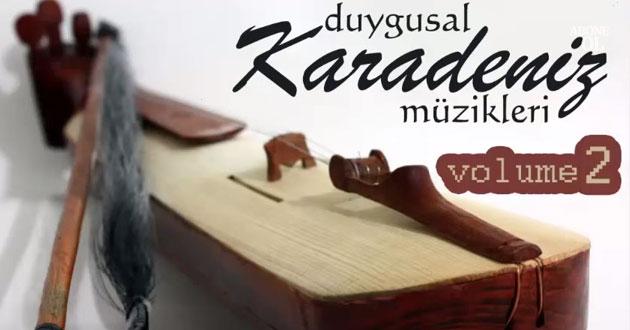 En Duygusal Karadeniz Türküleri (2014)