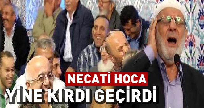 Necati Hoca Ovit Camiinde Yine Kırdı Geçirdi