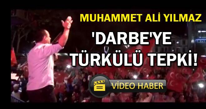 Muhammed Ali Yılmaz'dan 15 Temmuz Darbe Türküsü