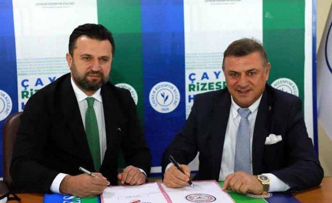 Çaykur Rizespor, Bülent Uygun ile 1,5 Yıllık Anlaşma İmzaladı